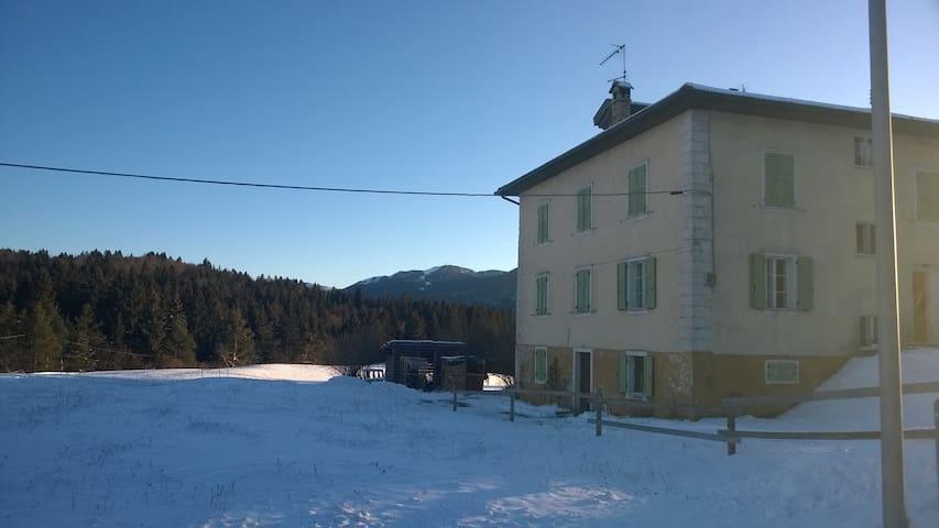 Appartamento Lavarone Rocchetti