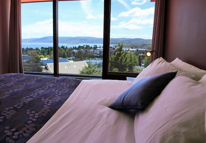 Bedroom #1 and View