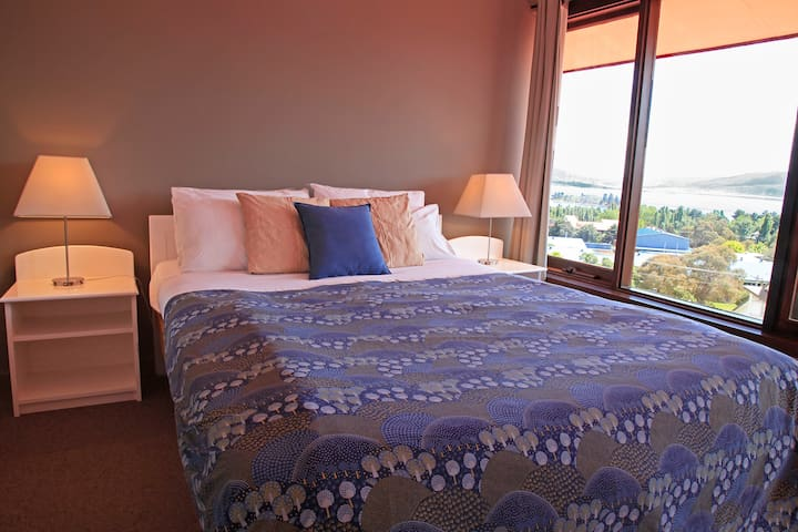 Bedroom #2 with View