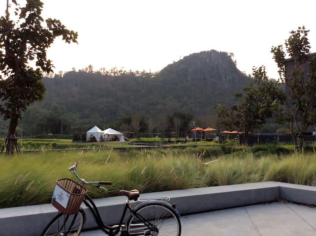 Away 23 dg Estate condo @ khaoyai - Pak Chong - Lägenhet