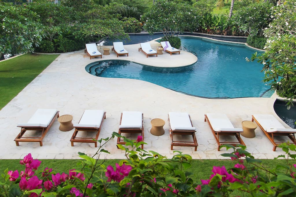 The Residence Swimming Pool at Ashoka