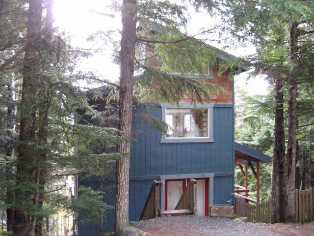 View home, sleeps 6, close to town - Haines