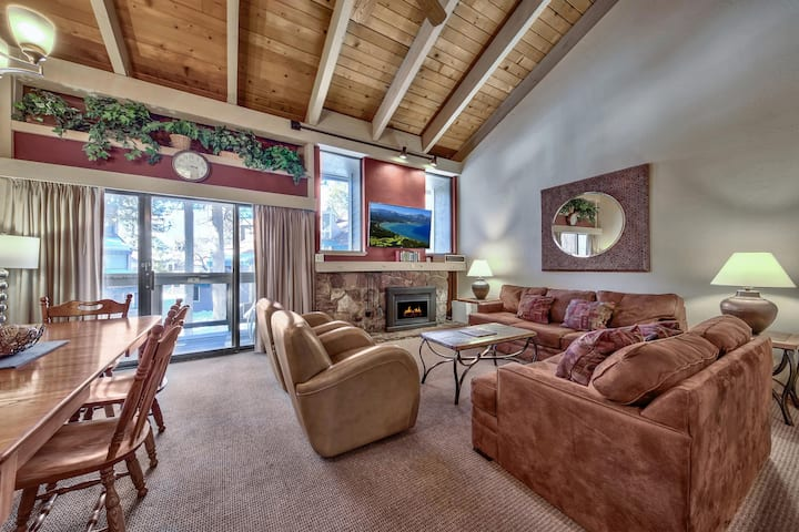 The Perfect Tahoe Townhouse | Lakeland Village At Heavenly