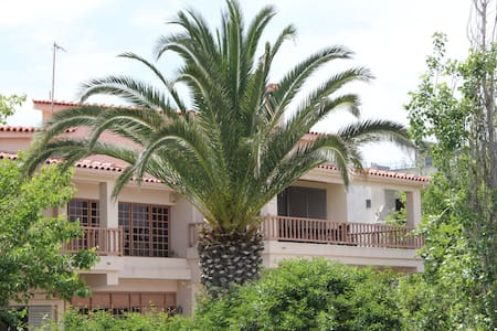 Villa Cullinan-Sea front apartment - Vrachati