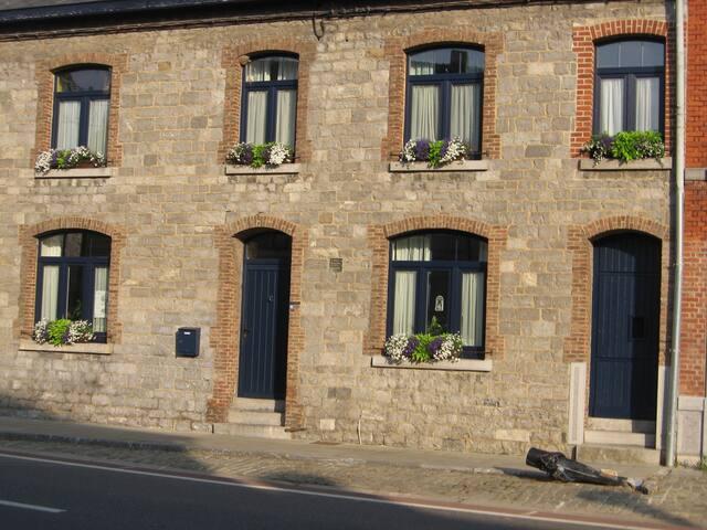 La Porte des Sentiers - Couvin - House