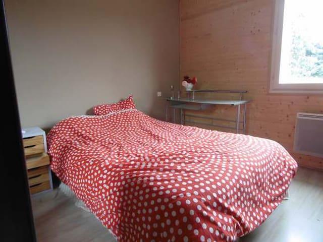 Chambre au calme - Aouste-sur-Sye - บ้าน