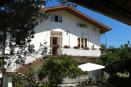 Appartamento in villa sul mare - Marina di San Vito - อพาร์ทเมนท์