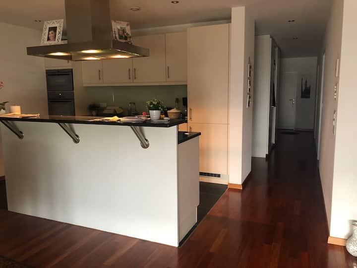 Schöne moderne Wohnung