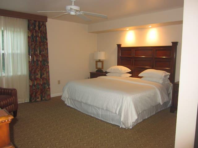Sheraton Vistana Resort Villa - Disney - Universal - Orlando - Villa