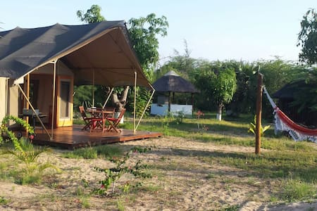 Luxurious Safari Tents - Belas