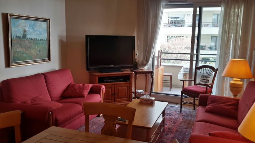 2 Bedroom Apartment +Parking -2 chambres + Parking - Levallois-Perret - Appartement