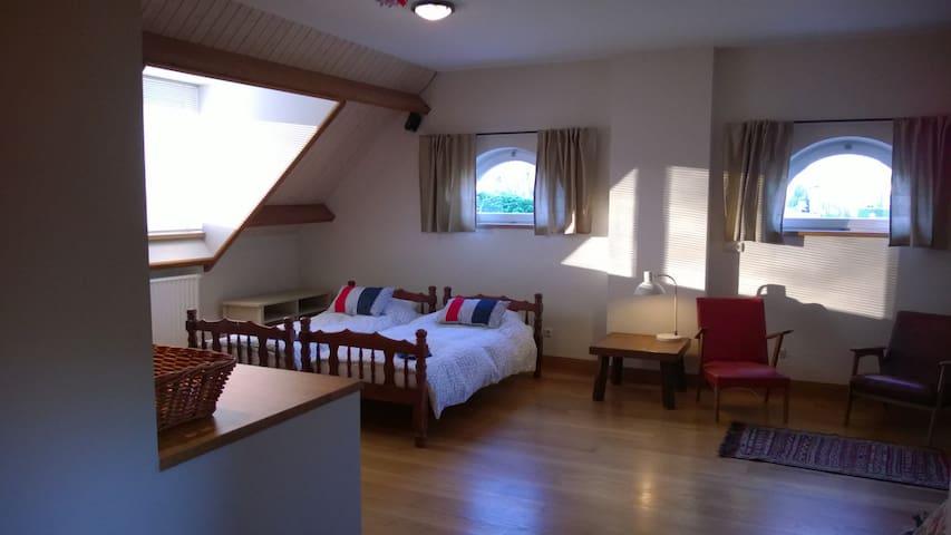 Ruim & comfortabel, mooi uitzicht - Gulpen - Apartamento