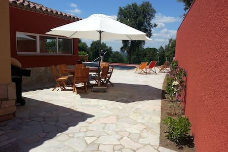 Villa de charme grande piscine 8p+1 - Santa Cristina d'Aro - Villa