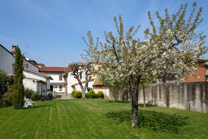Casa giardino ai piedi dell'Oltrepò - Stradella - Talo