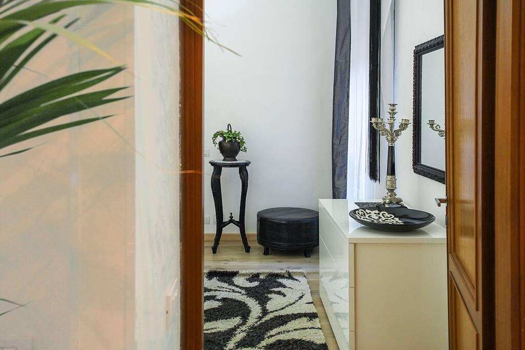 Apartment Ludovisi Deco