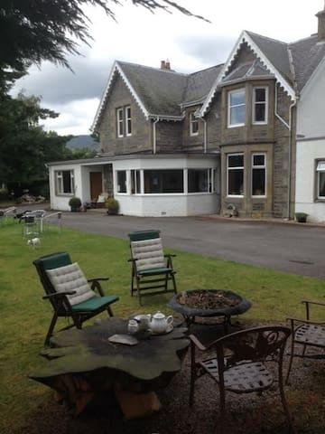 Craigerne House, near Aviemore - Newtonmore - House