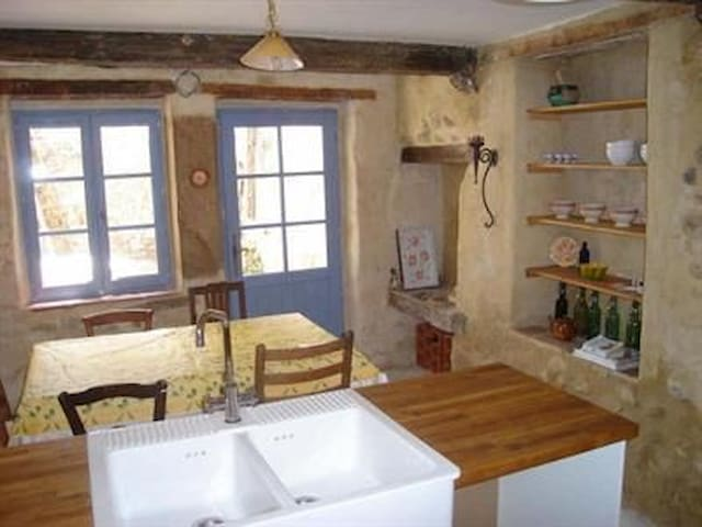 Traditional French Townhouse - Mirepoix - Dom