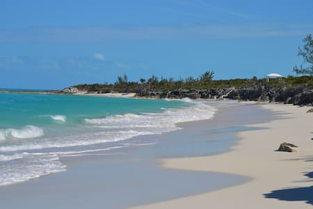 White Sand Cottage, Little Exuma - George Town