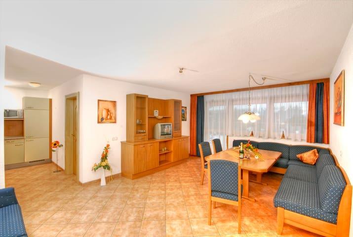 Wohnung (95m²) | 4-8 Personen, Urlaub am Bauernhof - Zell am Ziller - Apartamento