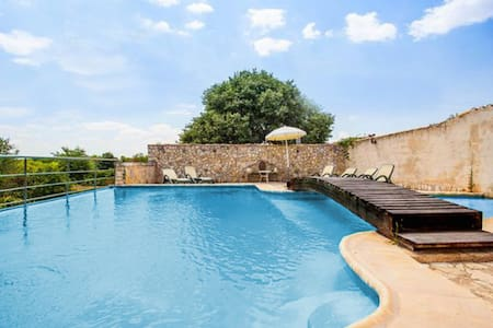 Stylish Villa els Pous a Big Pool and Nice Terrace - Búger