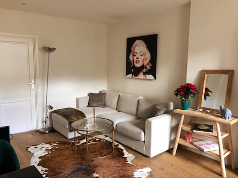 Top apartment in most trendy part of Amsterdam