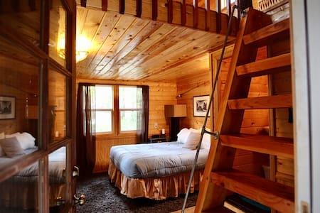 Persis - Lofted Cabin