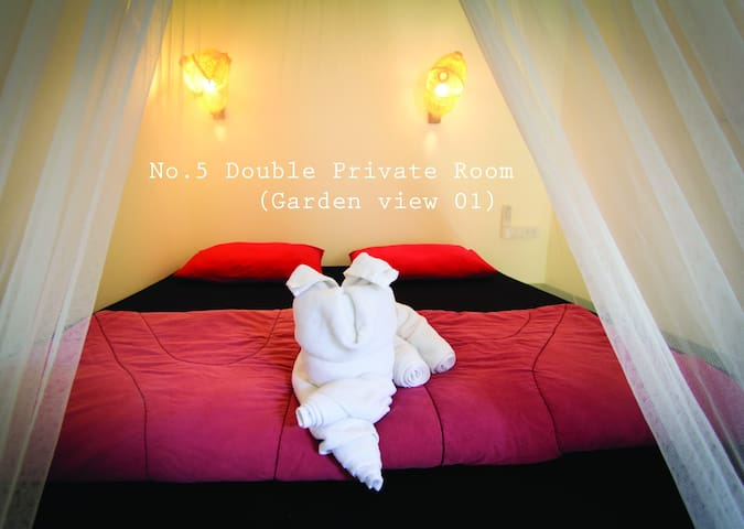 NO.5 A DAY IN A LIFE DOUBLE PRIVATE ROOM