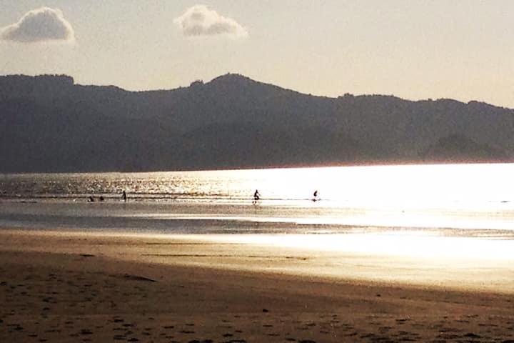 Ultimate spot on the Beach in Matarangi,Coromandel