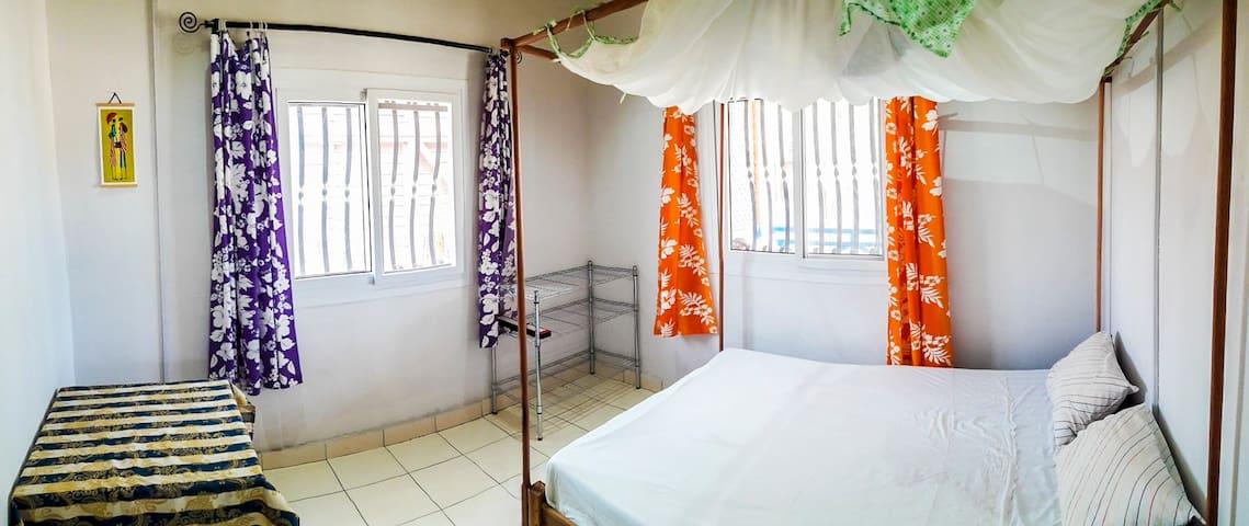 Chambre ventilée 1