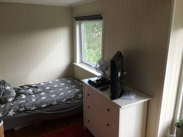 4-roms leilighet sentralt i Kristiansand - 78 kvm - Kristiansand - Daire