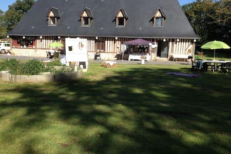 pressoir de lislebec - Saint-Sylvestre-de-Cormeilles - Lerhydda
