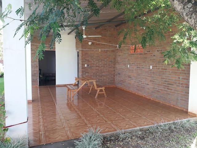 Hospedaje en Carmen del Paraná