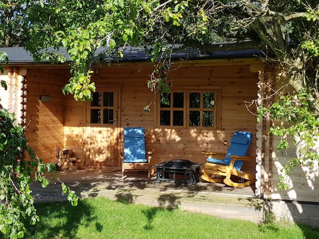 Aithernie Cabin - in beautiful Fife countryside