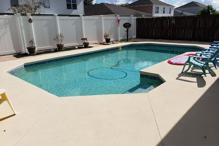Our Gulf Coast Home with a Pool #2