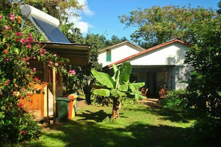 Ecohostal Taniera~ Habitación Matrimonial
