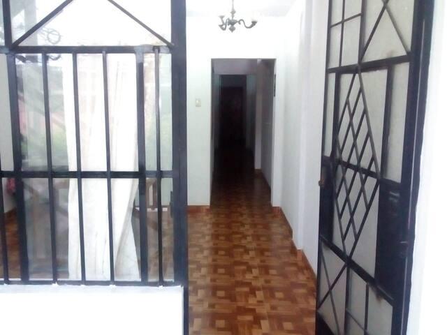 Habitación 1 Matrimonial simple, Casa de Chepita