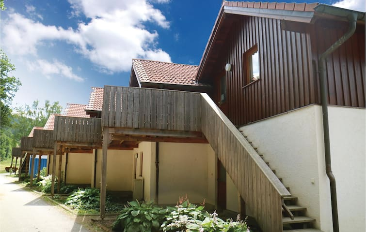 Holiday apartment with 1 room on 50 m² in Grafenwiesen