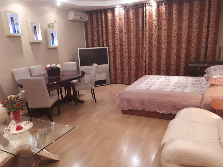 Уютная квартира в центре Таирова,Одесса