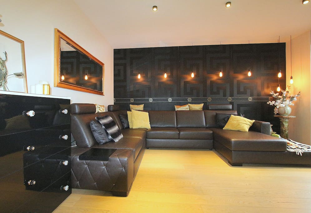 Living room - home theatre