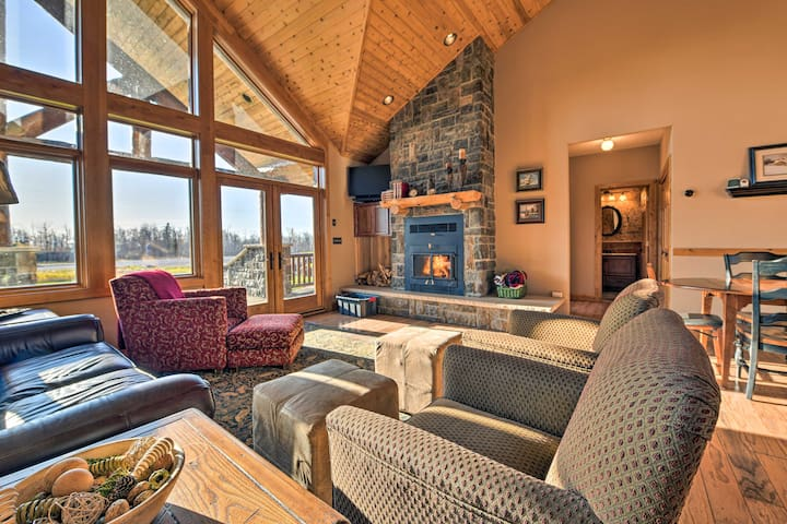 NEW! North Shore Luxury Cabin By Gooseberry Falls!