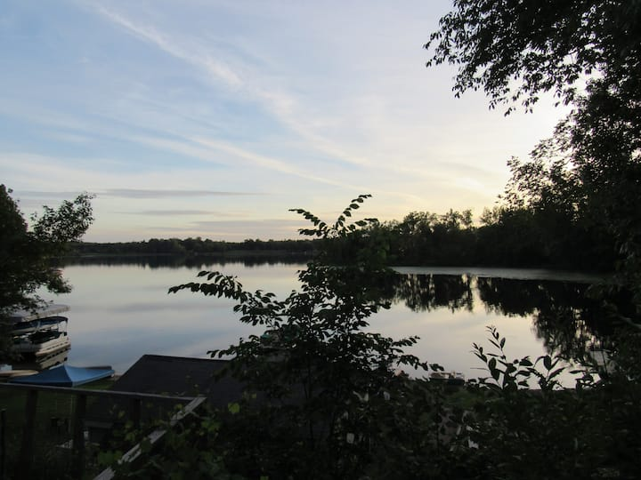 Lake Front, All Sports, 5,400 acre State Rec Area