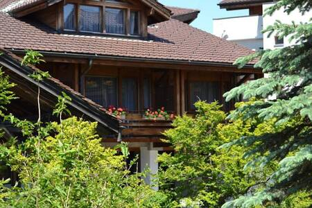 Interlaken region - 3 rooms holiday apartment - Aeschi bei Spiez