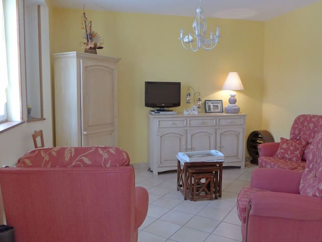 4-room house Ferienhaus Lina in Cabourg