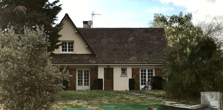 Breuillet : maison idéale pour séjour perso ou pro