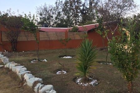 Beautiful country house, ideal to rest - San Lorenzo Cacaotepec