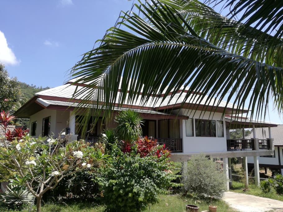 Villa Sally - only 400 meters to the beach