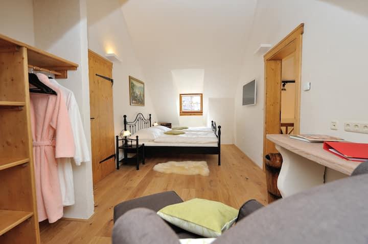 Wohnung im Winzerstil mit Zugang zum Garten Nr. 1