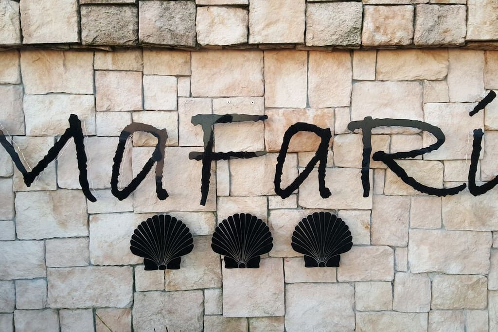 MaFaRi signage in front of the House