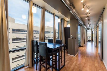 Vista Aerea - Modern, Downtown, Sky VIEW Condo!