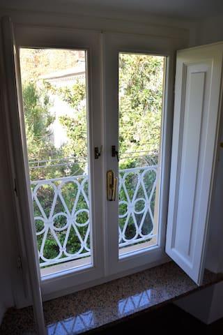 veduta dalla camera Villa Bottini